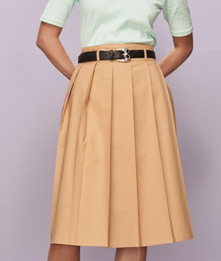 KOWTOW Long Player Skirt beige | S