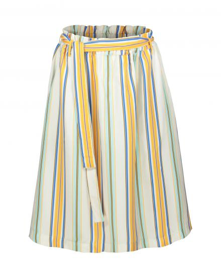 LOVJOI Skirt Trafaria Summer Stripe | M