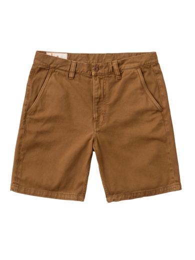 Nudie Jeans Luke Worker Shorts Rigid Twill
