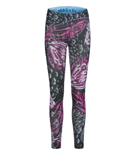 MAGADI Druck Leggings Wings wings | M