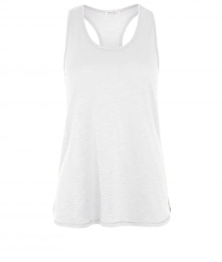 MANDALA Easy Tank white