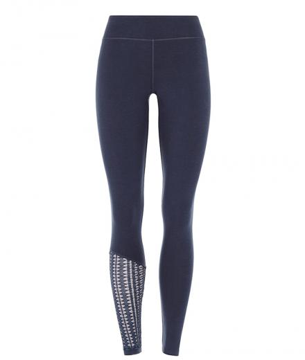 MANDALA luxe legging blue night | M