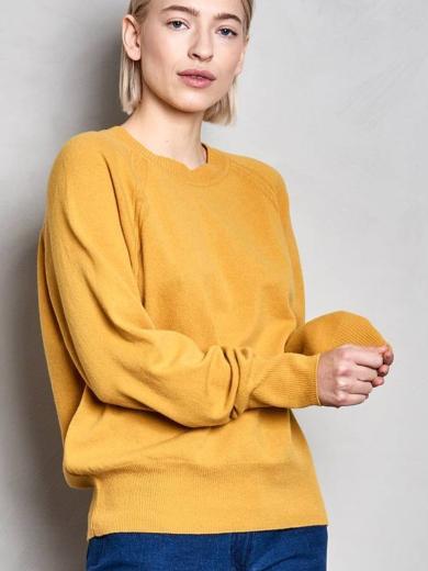MASKA Cici Sweater Saffron