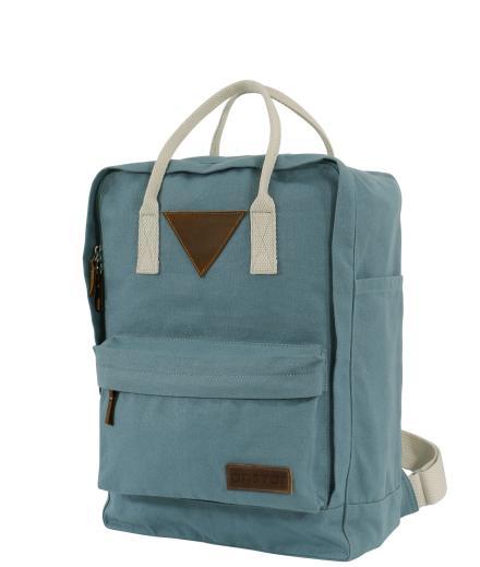 MELAWEAR Backpack Ansvar II petrol