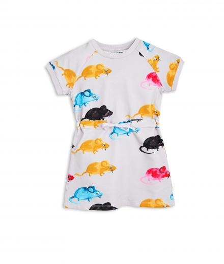 Mini Rodini Mr Mouse Sweat Dress