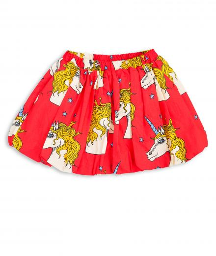 Mini Rodini Unicorn Star Woven Skirt
