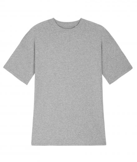 glore T-Shirt-Kleid Conni Heather Grey