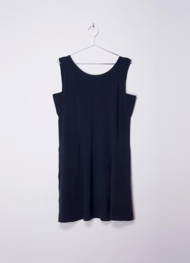 Suite 13 Morgana Dress S | bluenight