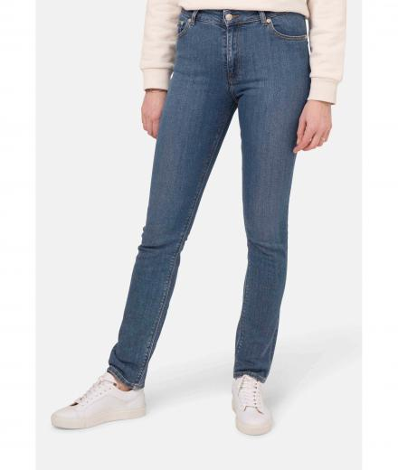 MUD JEANS Regular Swan authentic indigo