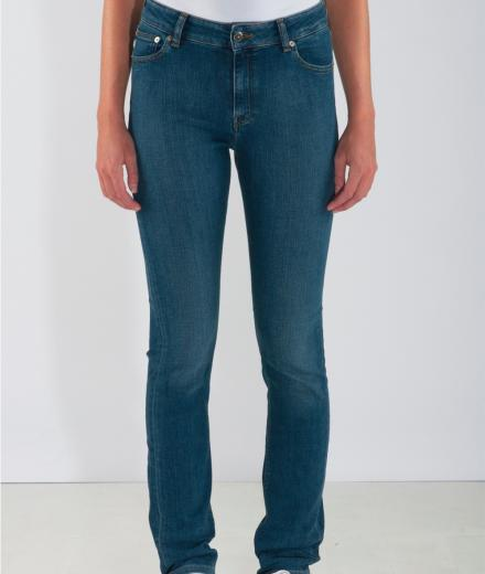 MUD JEANS Regular Swan indigo | 31/32