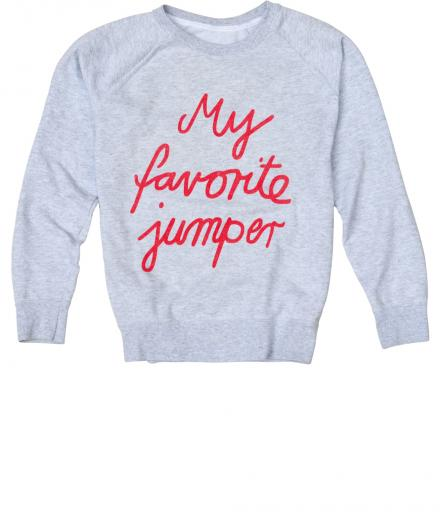 TheColorfulCrew My favorite jumper Sweater S