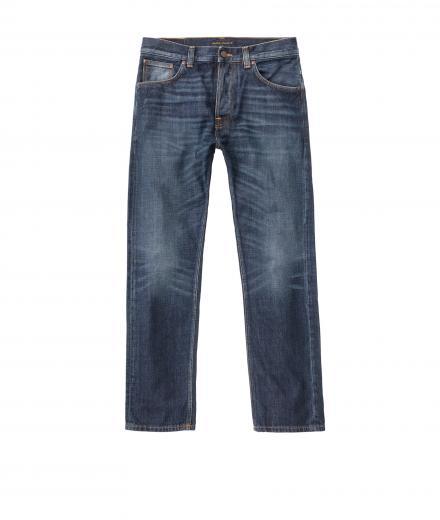 Nudie Jeans Sleepy Sixten Authentic Dark