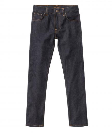 Nudie Jeans Grim Tim dry true navy 33/32