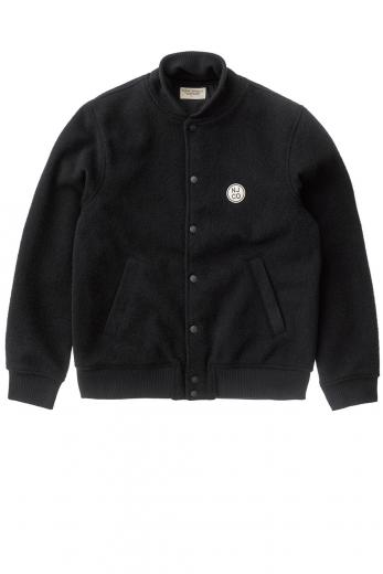 Nudie Jeans Bengan Wool Fleece black