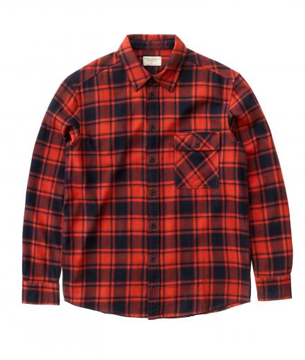 Nudie Jeans Flannel Check Shirt Sten M