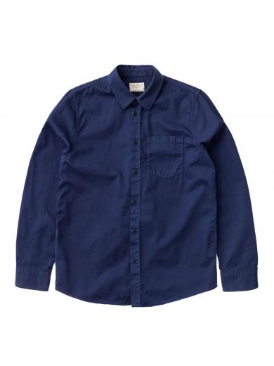 Nudie Jeans Chet Pigment Dye Blueberry