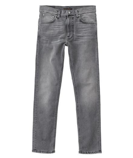 Nudie Jeans Lean Dean Mid Grey Comfort
