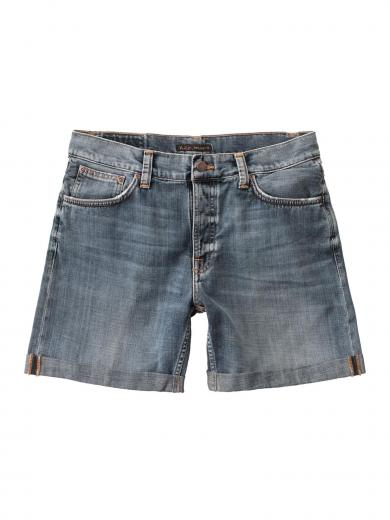 Nudie Jeans Josh Shorts Indigo Flow