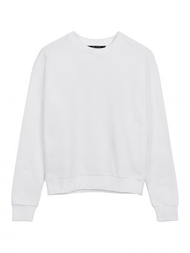 Big Sweater #dove White