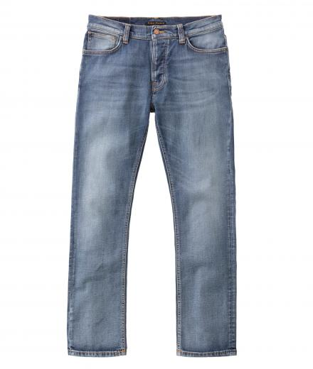 Nudie Jeans Dude Dan Steel Indigo
