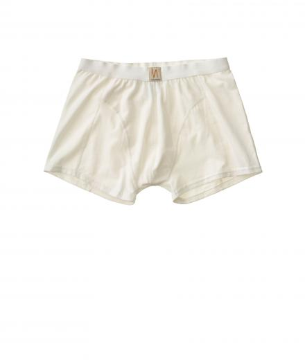 Nudie Jeans Boxer Briefs Solid white | L