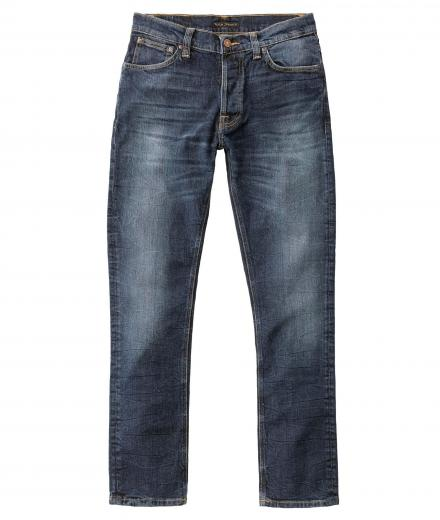 Nudie Jeans Dude Dan Dark Fuzz