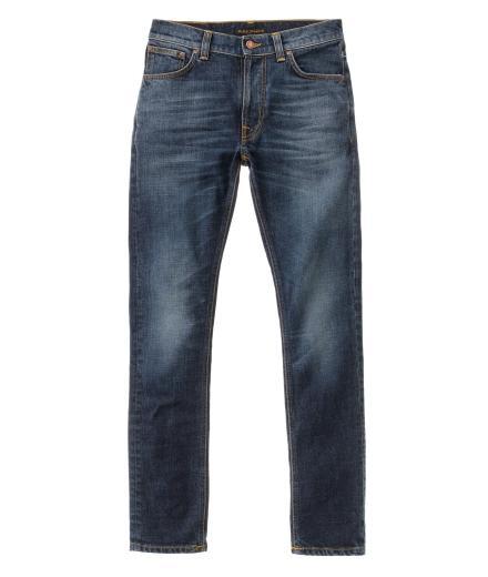 Nudie Jeans Lean Dean Dark Worn Navy