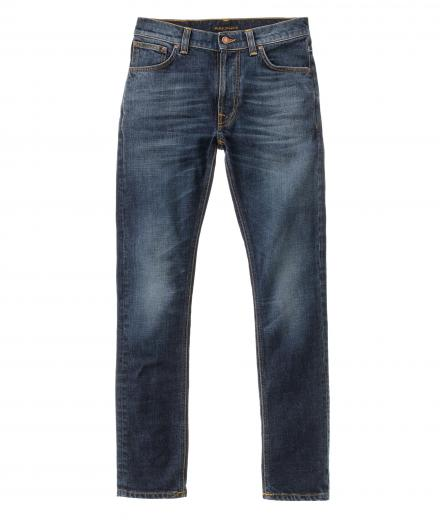 Nudie Jeans Lean Dean Dark Worn Navy