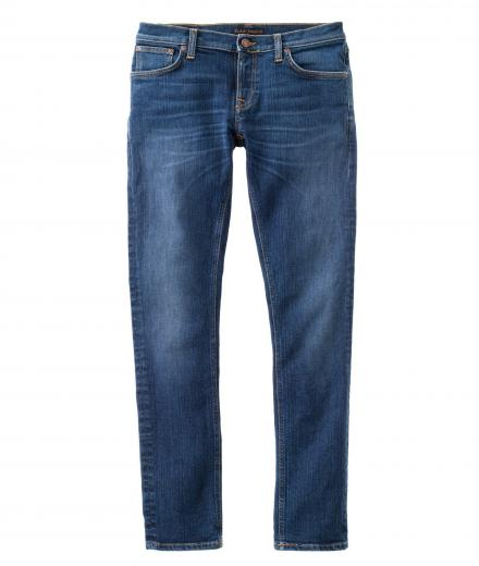 Nudie Jeans Long John Television Blue 27/32