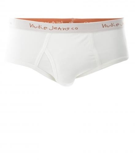 Nudie Jeans Briefs white