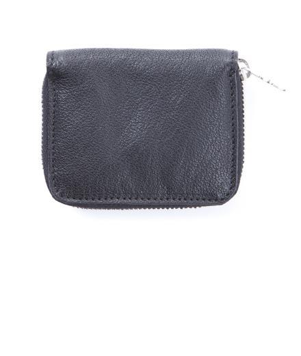 Nudie Jeans Rayansson Wallet Zip & Pearl Snap