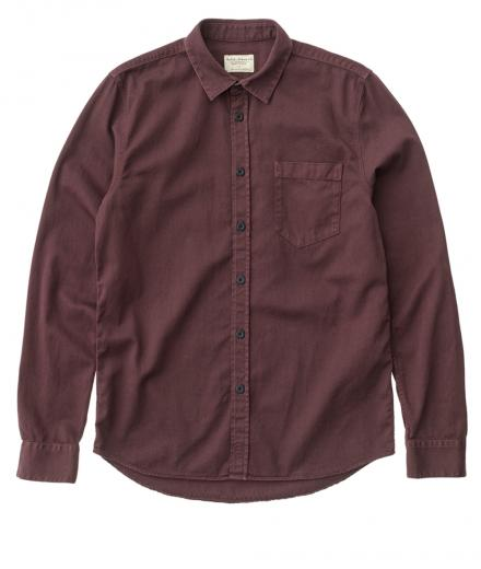 Nudie Jeans Henry Pigment Dyed plum | XL