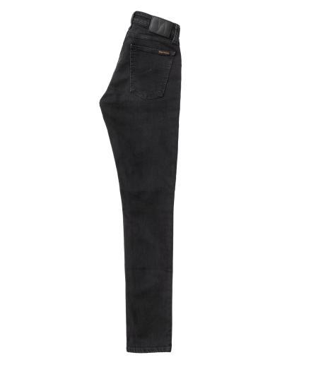 Nudie Jeans Skinny Lin Used Black