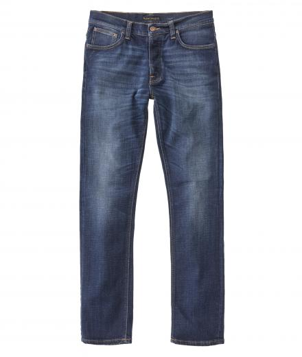 Nudie Jeans Dude Dan Dark Deep Worn 33/32