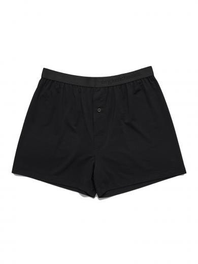 Organics Basics TENCEL Lite Boxer Shorts 2-pack Black