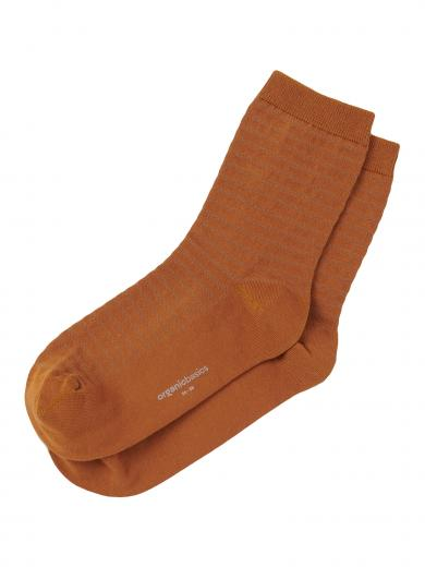 Organic Basics Organic Cotton Gestreifte Socken 2-Pack
