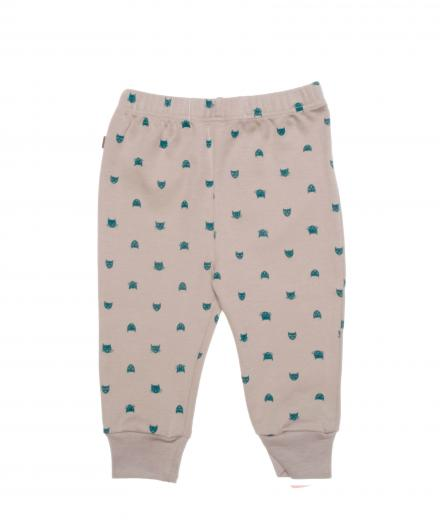 Oeuf Leggings 6M | light-grey