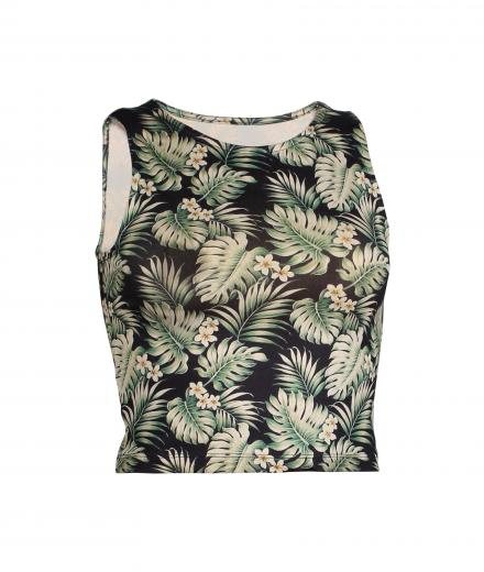 OGNX Yoga Cropped Top Hawaii