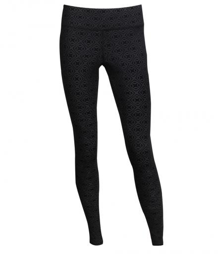OGNX Yoga Tight Ornament Schwarz | XS