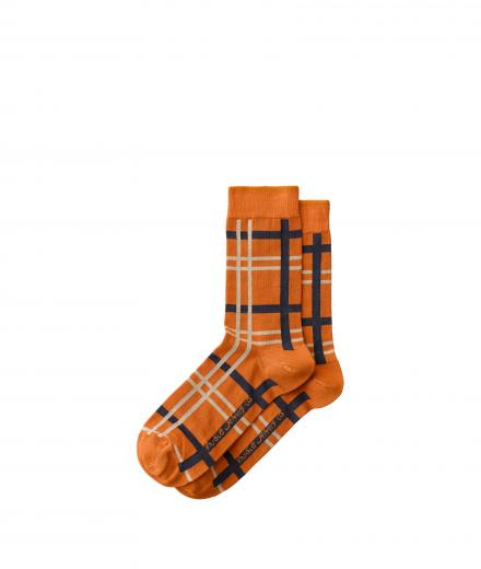 Nudie Jeans Olsson Check Socks
