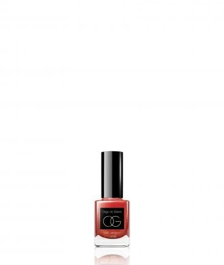 Organic Glam Nail Polish Ruby Slippers