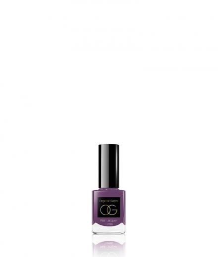 Organic Glam Nail Polish Violet