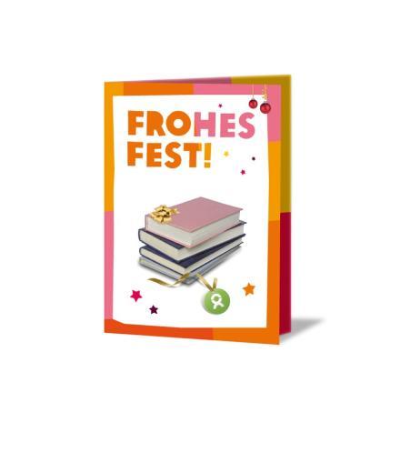 OxfamUnverpackt Frohes Fest Schulbücher