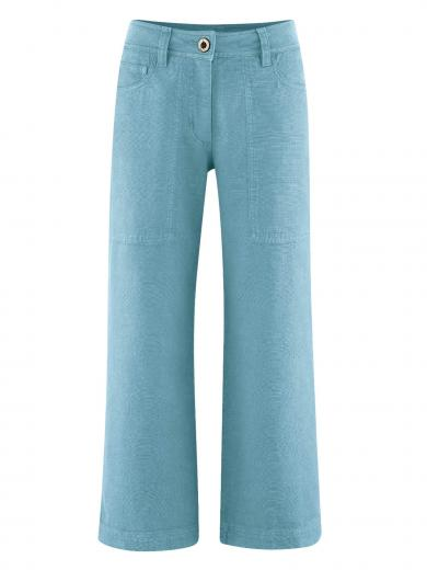 HempAge Pants High Rise Wave
