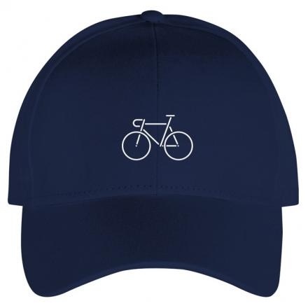 DEDICATED Sport Cap Picto Bike navy   One Size
