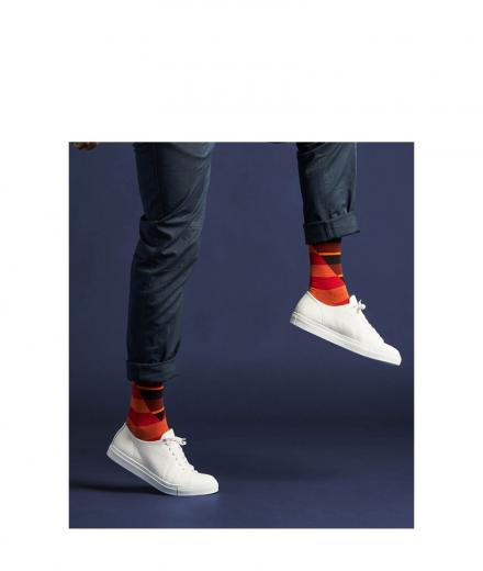 Qnoop Hockney warm orange | 39-42