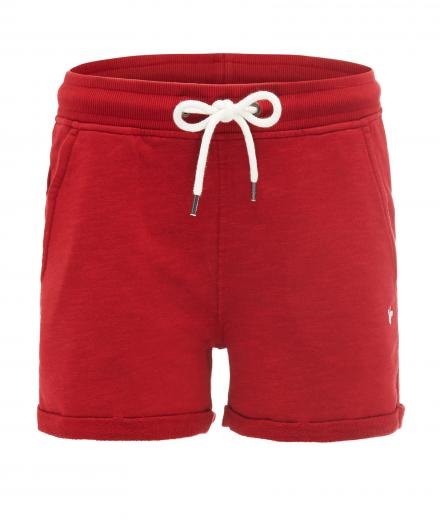 recolution Sweatshorts casual Deep Red | L