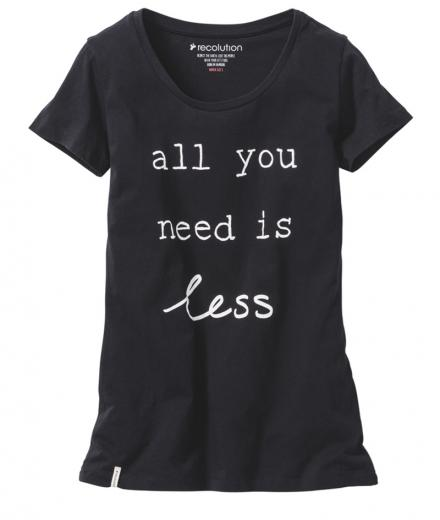 recolution T-Shirt Basic #ALLYOUNEED