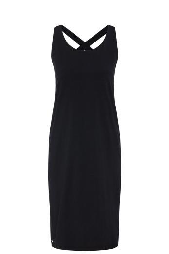 recolution Sleeveless Jerseydress black | L