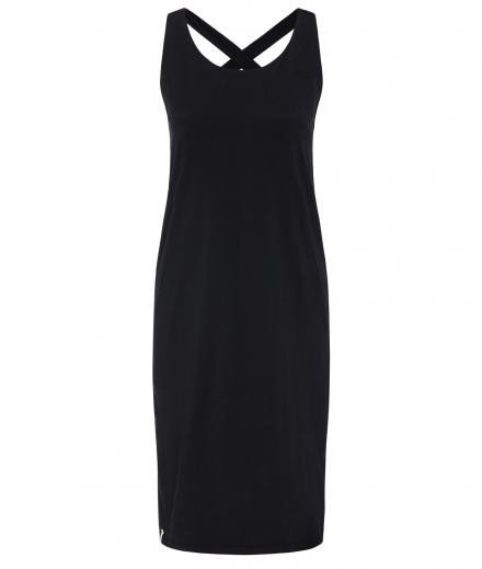 recolution Jerseykleid Sleeveless black | M